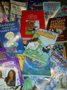 Joblot-Wholesale-of-300-CHILDRENS-BOOKS-BUNDLE-HIGH-QUALITY