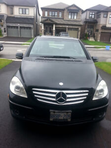 Mercedes B200 2008 for quick sale