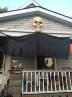 FRIGHTMARES home haunt  Free Admission