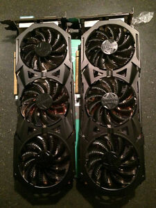 Cartes Graphiques--2x GTX 980 G1 Gaming (SLI) - HIGH END