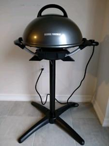 George Foreman Indoor/Outdoor Grill (GFO240GM)