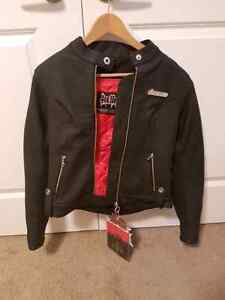 Leather Jacket Icon brand new