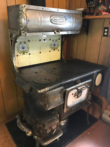 Cast Iron wood cook stove