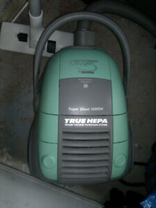 EUREKA 6991A Oxygen Canister Vacuum Cleaner