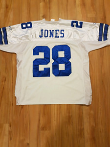 Jones Dallas Cowboys Stitched Jersey size 52 looking for 25$OBO