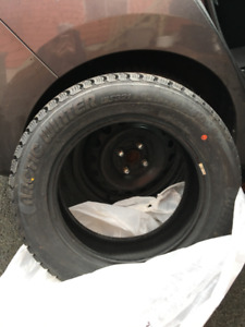 New winter tires for sale - 185/65r15 - bought the wrong size!
