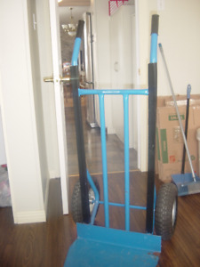 diable, chariot avec roues gonflable de 13 po. mastercraft