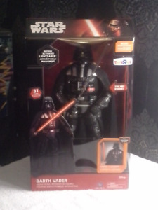 Darth Vader animatronic interactive figure
