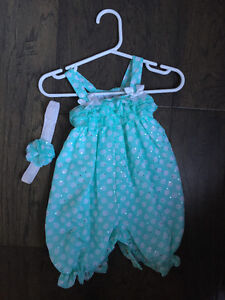 Baby girl outfit Cambridge Kitchener Area image 1