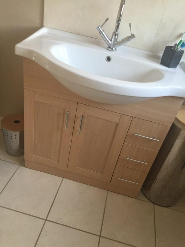 Excellent Metalkris Bathroom Cabinet  In Southside Glasgow  Gumtree