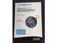 Edexcel B GCSE Geography Revision Book