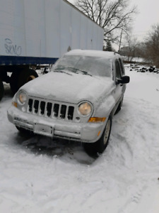 Jeep Liberty 4 by 4