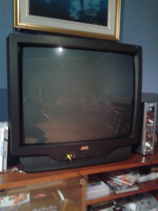 "27"" tube tv excellent shape"