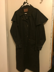 Australian Outback Coat and Hat