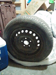 4 all season tires on rims