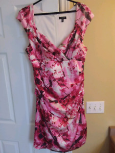 Sized 14-16 dresses, semi-formal, work and casual