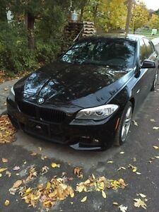 M-PACKAGE // BMW 550i 400 HP++