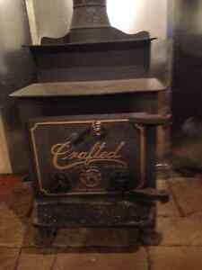 Crafted - Wood Stove