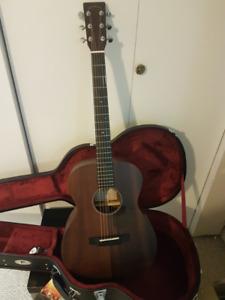 Sigma 000M-15+ Natural Mahogany Folk Sized Acoustic