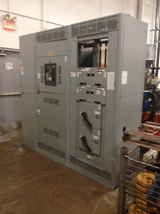 Siemens ETU 745 1600A 600V switch gear / distribution panel Oakville / Halton Region Toronto (GTA) image 1