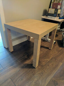 Table a café (1.5'x1.5'x1,5') - Excellente condition