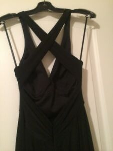 Lady's long black dress perfect for grad & formals new with tags Oakville / Halton Region Toronto (GTA) image 6
