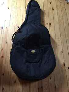 Superior standard  soft sided cello case