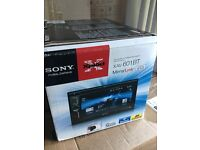 Sony xav601-bt double din car stereo