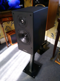PMC TB1 monitor speakers transmission line audiophile