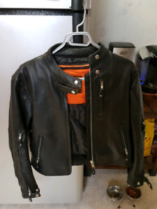 Ladies Motorcycle Riding Jacket Size S