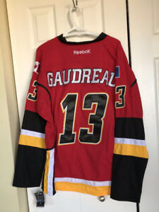 Johnny Gaudreau Jersey- New - MUST GO!! - Only $50!!
