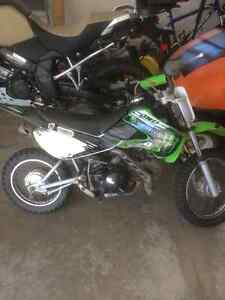 2003 KLX 110 MONSTER EDITION