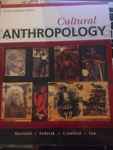 Cultural Anthropology 2nd Canadian Edition