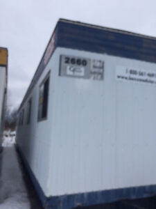 10x54 Used Office Trailer