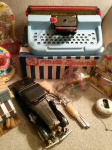 1950's/60's Vintage Toys