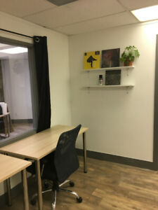 Private Office Available at Membranlabs