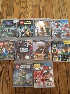 10 PS3 Games