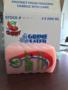 Grime Eater Hand Soap! Solvent free !