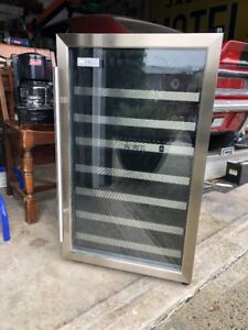 Danby Wine Fridge Model DWC114BLSDD