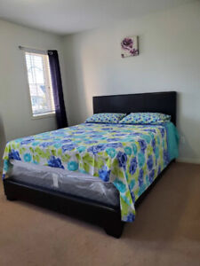 2 Large Rooms For Rent in North Oshawa (Only Females)