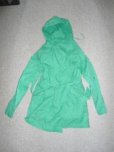 Practically New Packable Rain Coat - Old Navy Size XS