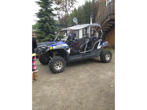 Used 2010 Polaris rzr4