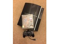 Sony PlayStation 3 40GB w/Gran Turismo 5