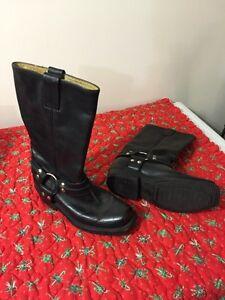 Harley Davidson biker boots Ladies size 6