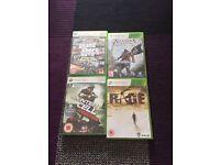 Job lot Xbox 360 games