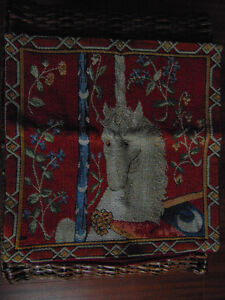 From The Metropolitan Museum of Art in New York, Throw pillow