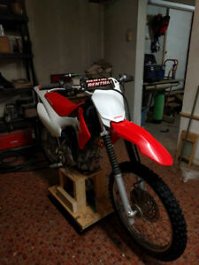 **REDUCED**2016 CRF125FB (Big Wheel)