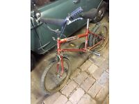 Original Raleigh grifter retro bmx not raleigh chopper\\burner