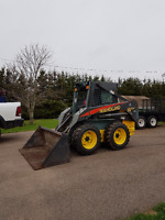 Skid Steer for rent or hire