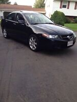 2005 Acura TSX 6 Speed